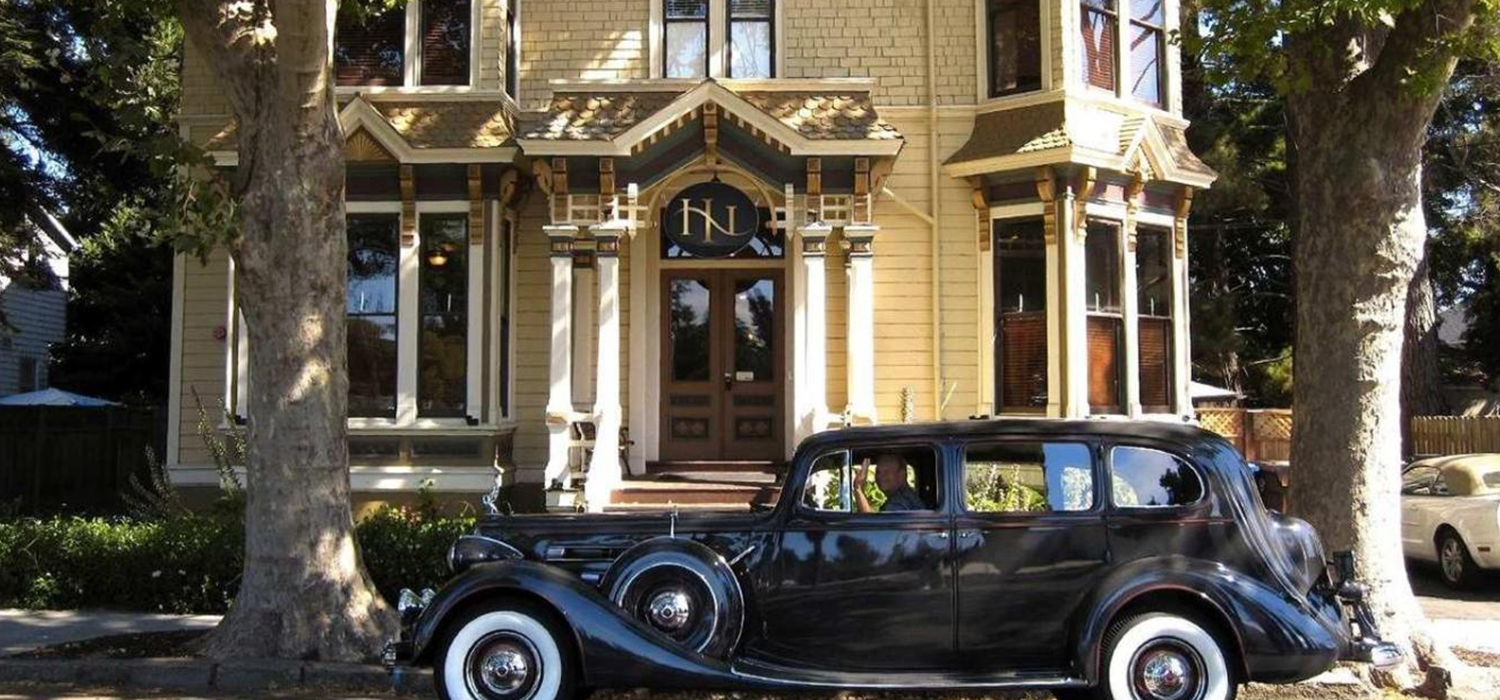 WELCOME TO HOTEL NAPA VALLEY, AN OLD WORLD INN